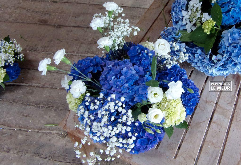 evenement fleurs pépinières le meur