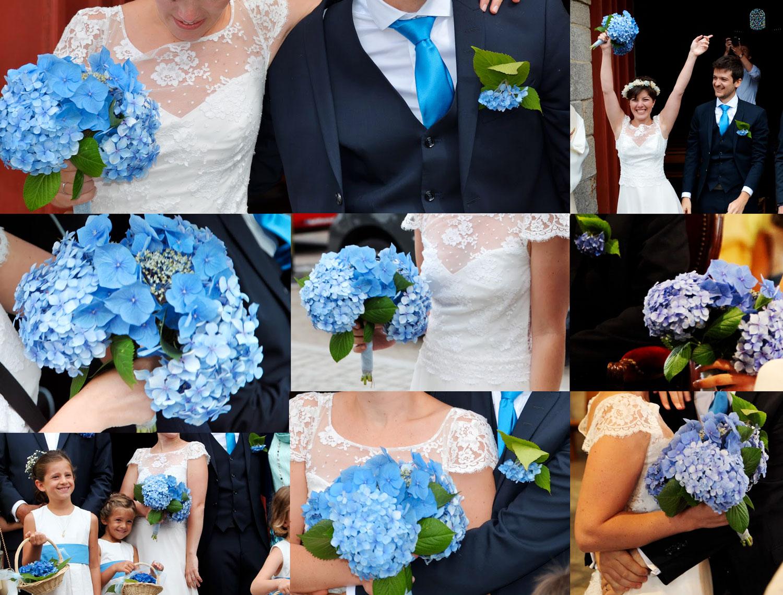 bouquet mariage pépinières le meur