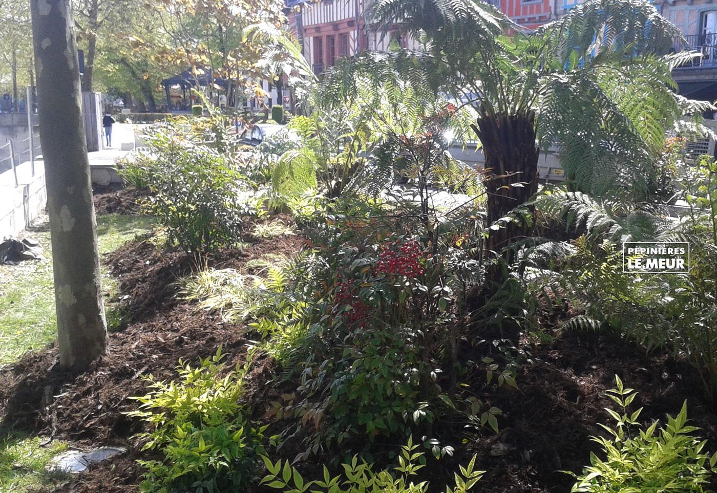 Jardins éphémères Vannes 2019 Pépinières Le Meur