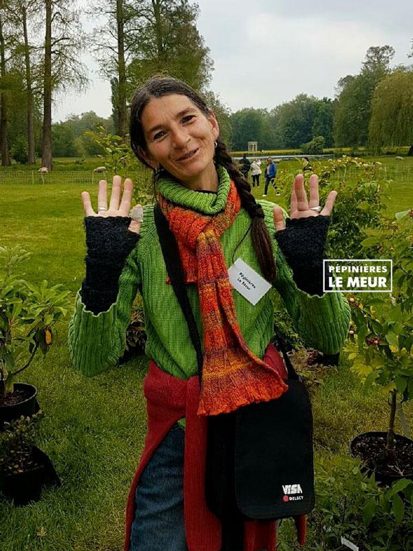 Pépinières Claire Le Meur Chantilly printemps 2019